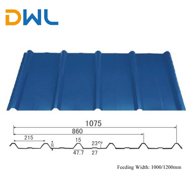 Corrugated Roofing Sheet Supplier Exporter Dwl Powerson Metal